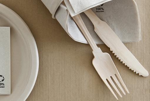 Tipos de consumíveis para cozinhas, casas de banho e hospitais