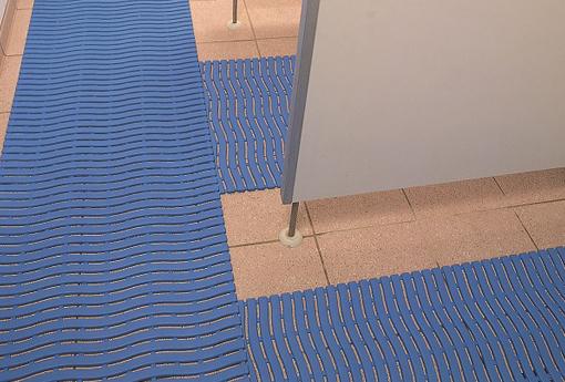 Tipos de tapetes para balneários
