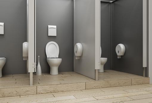 Tipos de equipamentos para WC públicos e hotelaria